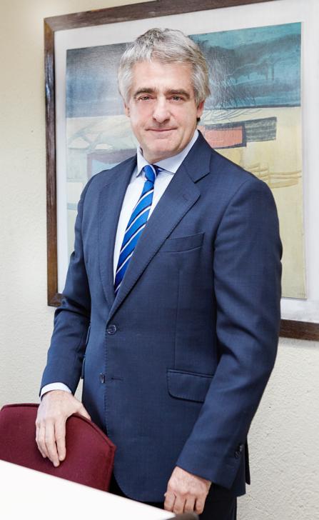 Rafael Lázaro, CEO Dégerman