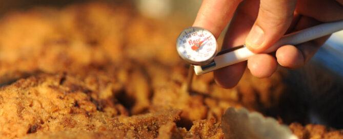 distribución comida caliente