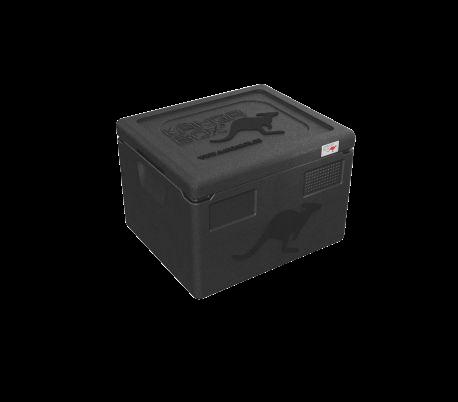 contenedores isotérmicos para menú S.A.D